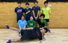 【オンライン授業】とある卓球部員の1日